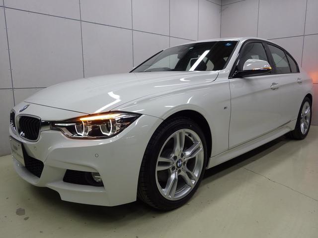 BMW 318i Mスポーツ ダコタレザー 正規認定中古車