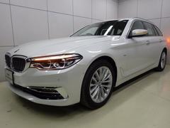 BMW523iツーリング ラグジュアリー 正規認定中古車