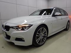 BMW320d Mスポーツ コニャックレザー 正規認定中古車