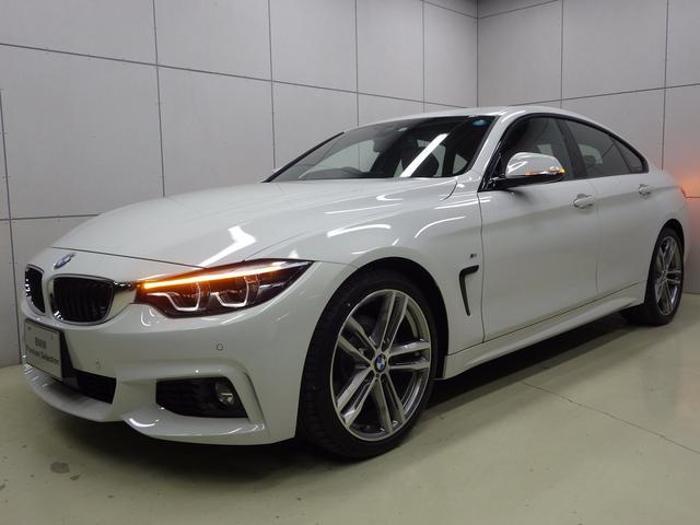 BMW 420iグランクーペ Mスポーツ プラスPKG 認定中古車