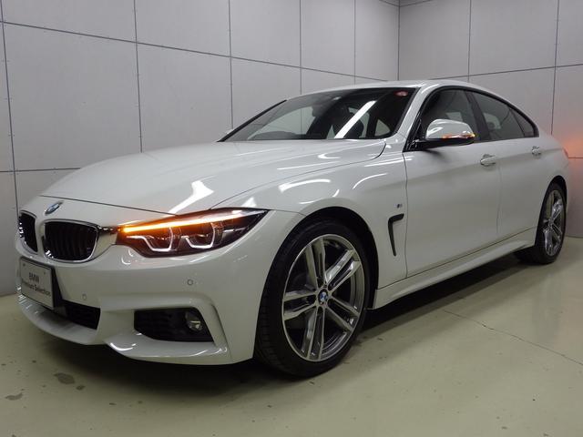 4シリーズ(BMW) 420iグランクーペ Mスポーツ 中古車画像
