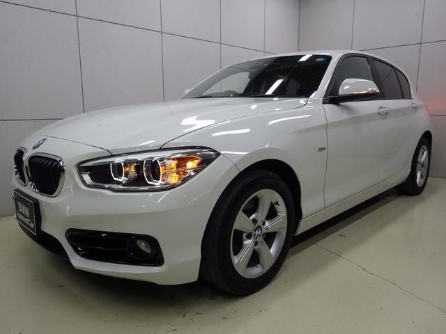 BMW 118d スポーツ 正規認定中古車