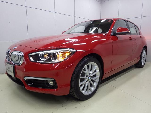 BMW 118d ファッショニスタ 正規認定中古車