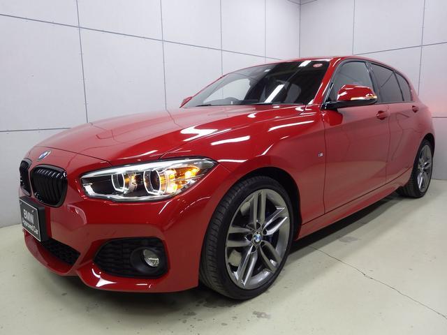 BMW 118d Mスポーツ ファストトラックP 正規認定中古車