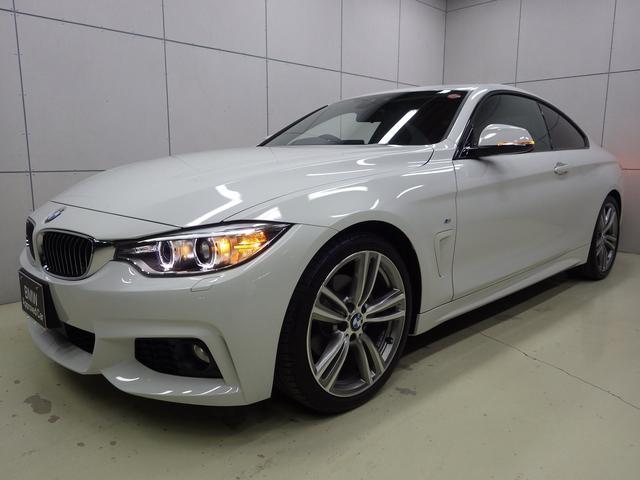 BMW 420iクーペ Mスポーツ サンルーフ 正規認定中古車