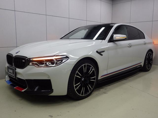 BMW M5 左ハンドル 正規認定中古車