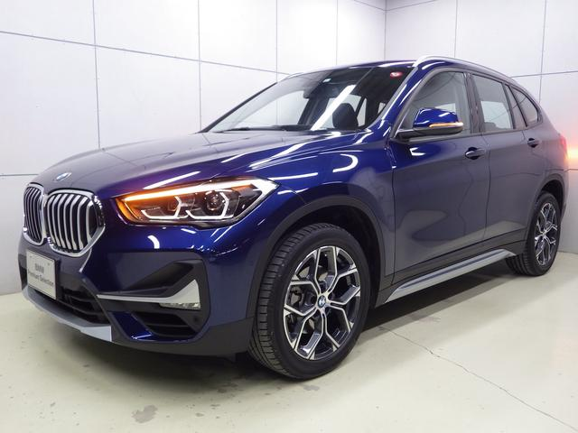 BMW sDrive 18i xライン セイフティP 正規認定中古車