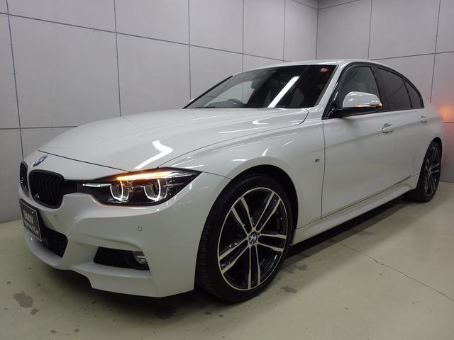 BMW 3シリーズ 320d Mスポーツ エディションシャドー 正規認定中古車
