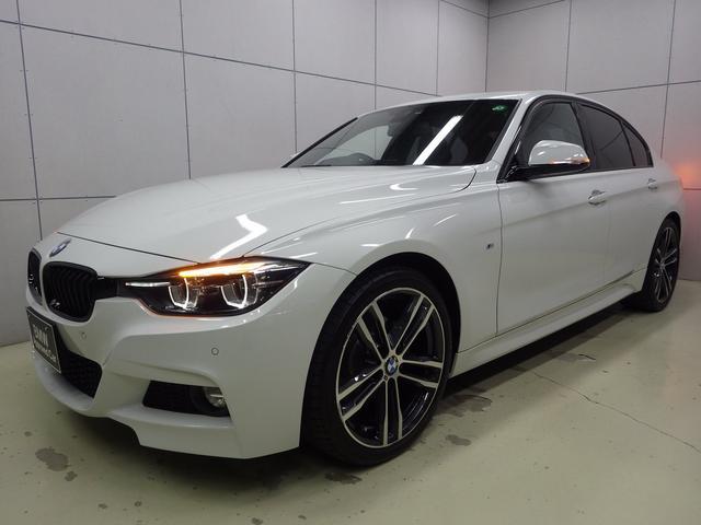 BMW 3シリーズ 318i Mスポーツ エディションシャドー 正規認定中古車
