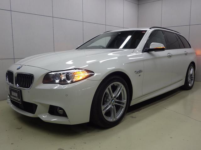 BMW 5シリーズ 523dツーリング Mスポーツ 正規認定中古車