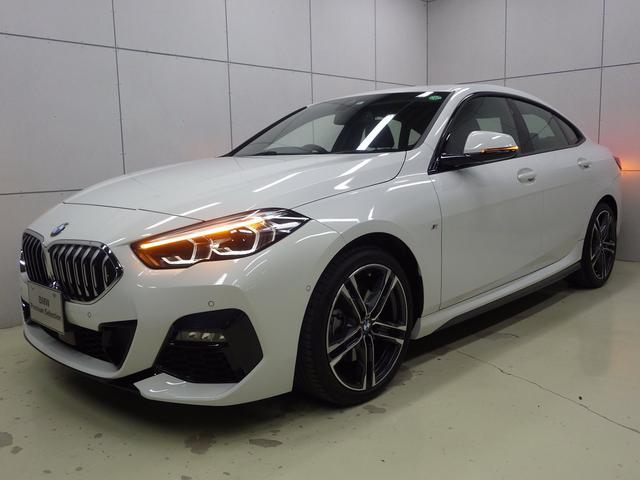 BMW 218iグランクーペ Mスポーツ ナビパッケージ 正規認定中古車