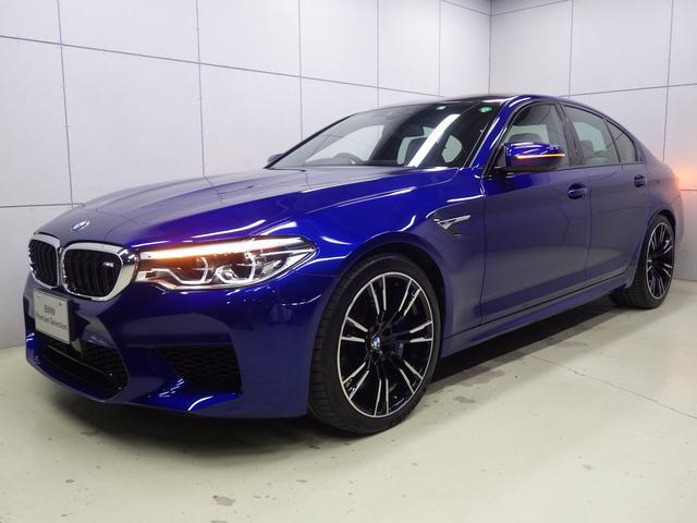 BMW M5 コンフォートパッケージ 正規認定中古車