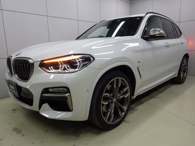 X3(BMW) M40d 中古車画像