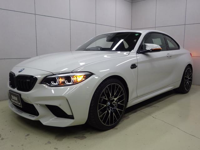 BMW コンペティション ブラックバイカラー ガラスサンルーフ 正規認定中古車