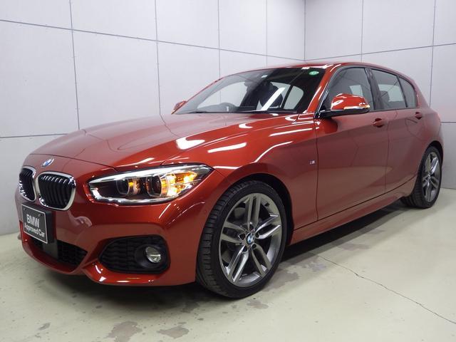BMW 118i Mスポーツ コンフォートパッケージ パーキングサポートパッケージ 正規認定中古車