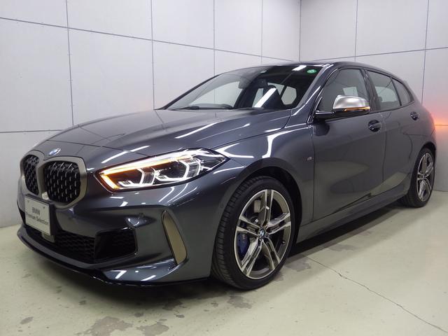 BMW M135i xDrive デビューパッケージ ストレージパッケージ アクティブクルーズコントロール Mスポーツブレーキ 正規認定中古車