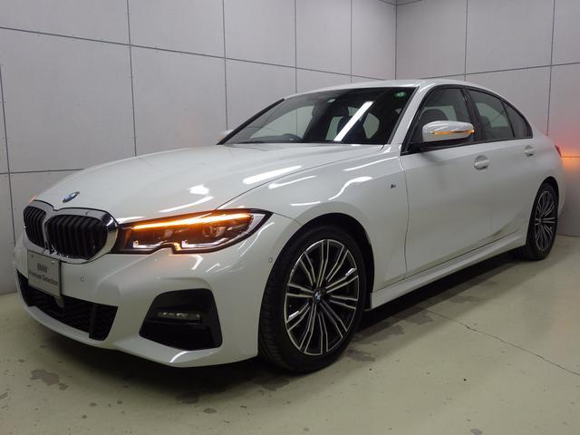 BMW 3シリーズ 320i Mスポーツ コンフォートパッケージ アクティブクルーズコントロール 正規認定中古車