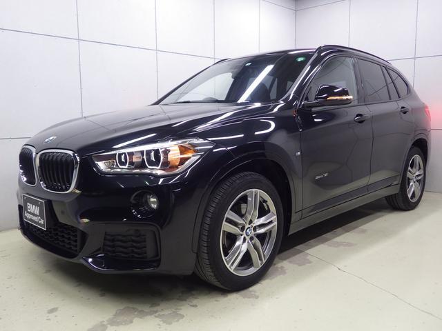 BMW sDrive 18i Mスポーツ コンフォートパッケージ 正規認定中古車