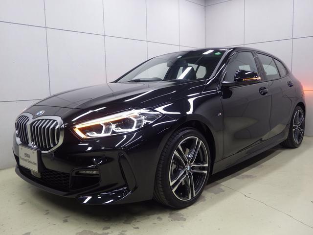 BMW 118i Mスポーツ ナビパッケージ コンフォートパッケージ ストレージパッケージ アクティブクルーズコントロール 18インチアロイホイール 正規認定中古車