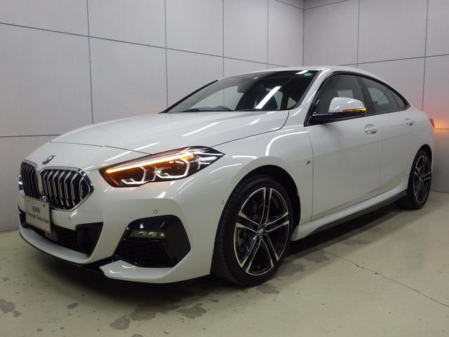 BMW 218dグランクーペ Mスポーツエディションジョイ+ ナビパッケージ アクティブクルーズコントロール 正規認定中古車
