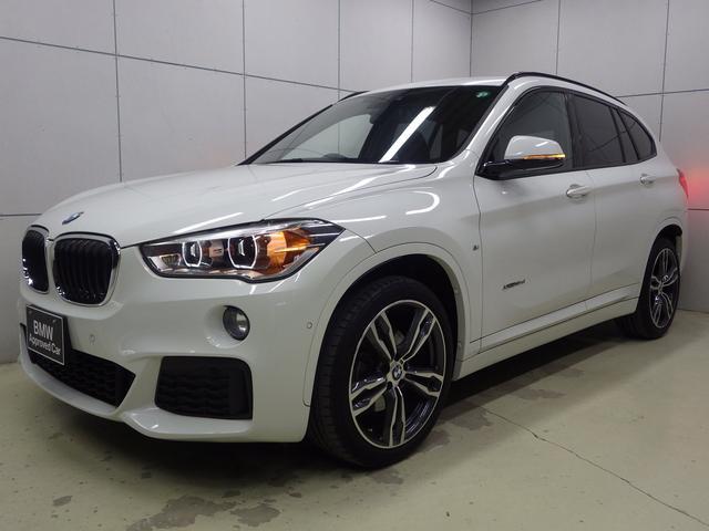 BMW X1 xDrive 18d Mスポーツ コンフォートパッケージ 19インチアロイホイール 正規認定中古車