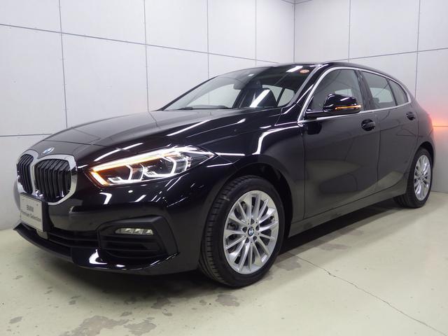 BMW 118d プレイ エディションジョイ+ ナビパッケージ コンフォートパッケージ ストレージパッケージ アクティブクルーズコントロール 17インチアロイホイール 正規認定中古車