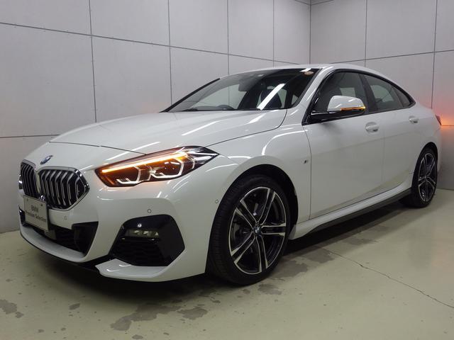 BMW 218iグランクーペ Mスポーツ ナビパッケージ アクティブクルーズコントロール 正規認定中古車