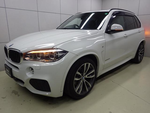 BMW xDrive 35d Mスポーツ セレクトパッケージ 3列シート アクティブクルーズコントロール ブラックレザーシート ガラスサンルーフ 20インチアロイホイール 正規認定中古車