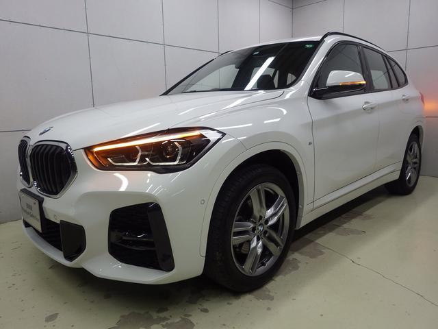 BMW X1 xDrive 18d Mスポーツエディションジョイ+ Mスポーツ コンフォートパッケージ