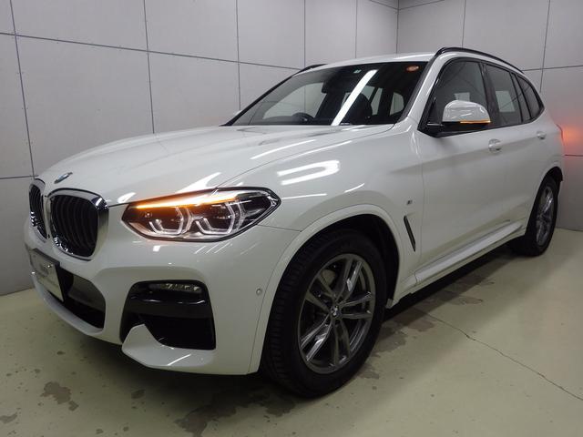 BMW X3 xDrive 20d Mスポーツハイラインパッケージ Mスポーツ ハイラインパッケージ レザーシート リアシートヒーター アンビエントライト