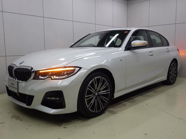 3シリーズ(BMW) 320d xDrive Mスポツエディションジョイ+ コンフォートパッケージ パーキングアシストプラス アクティブクルーズコントロール 電動トランク 中古車画像