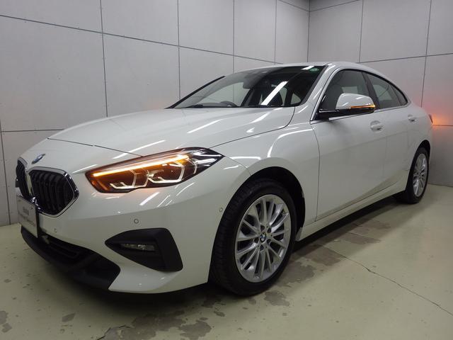 BMW 218dグランクーペ プレイ エディションジョイ+ Play ナビパッケージ アクティブクルーズコントロール LEDヘッドライト 電動シート HDDナビゲーション バックカメラ 障害物センサー Bluetooth ETC2.0 正規認定中古車