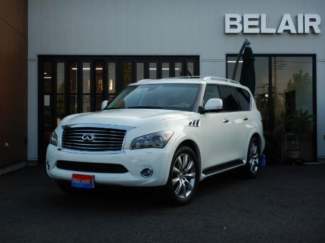インフィニティ 新車並行 4WD 2012年モデル
