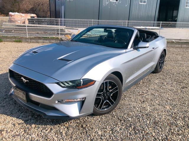 フォード マスタング コンバーチブル 2019モデルECOプレミアム