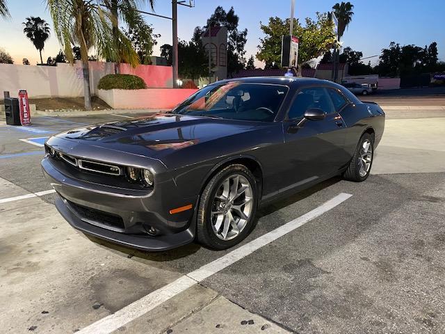 ダッジ  GT 2020モデル アップルカープレイ 現地走行履歴付