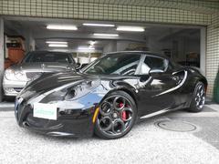アルファロメオ 4Cスポーツパッケージ 右ハンドル 新車保証