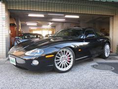 ジャガーXKR ブラックナイト 20台限定車 1オーナー