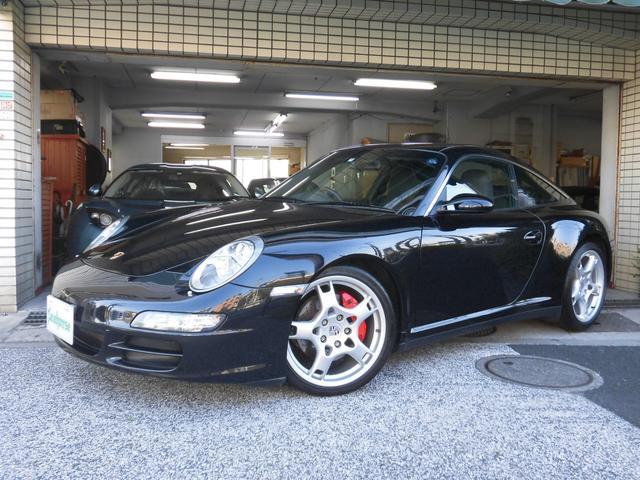 911タルガ(ポルシェ)911タルガ4S 中古車画像
