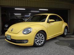 VW ザ・ビートルデザイン ナビTV バックカメラ ドラレコ 1オーナー