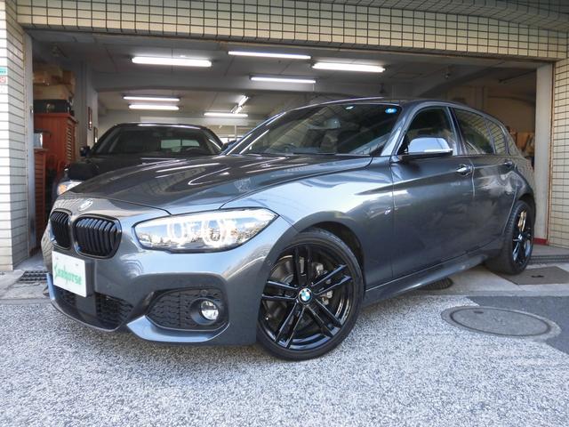 BMW 118d Mスポーツ エディションシャドー 革 ACC 保証