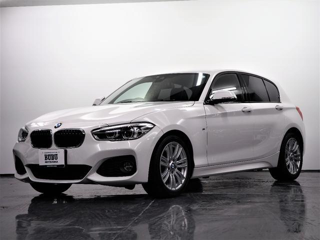 BMW 118i Mスポーツ 1オーナー パーキングサポートPKG