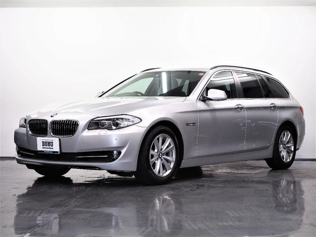 BMW 523dブルーパフォーマンス ツーリングハイラインP 1オナ