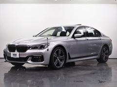 BMW740eアイパフォーマンス Mスポーツ 1オーナー ACC