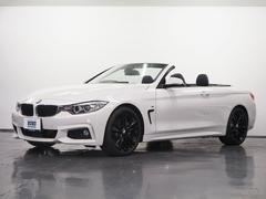 BMW435iカブリオレ Mスポーツ 1オーナー 黒19AW