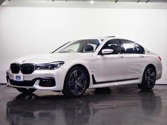 BMW740eアイパフォーマンス Mスポーツ 1オーナー 20AW