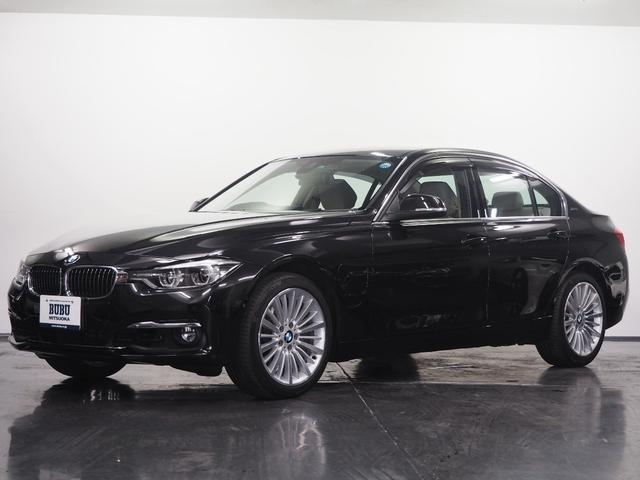 BMW 330eラグジュアリー オイスター革 ACC LCW