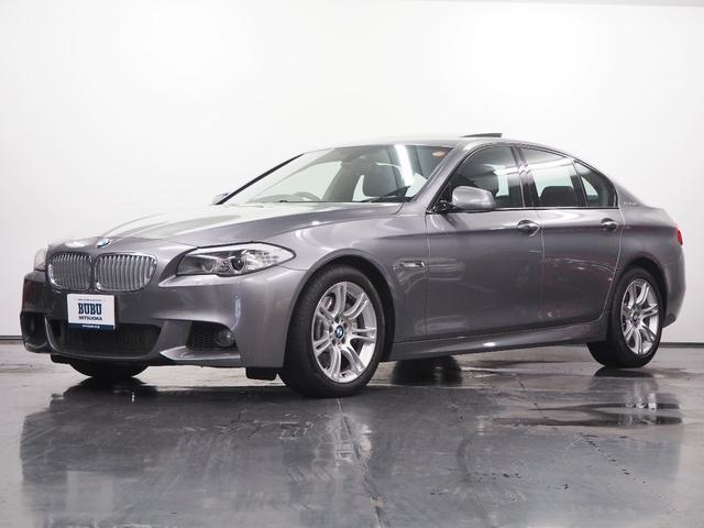 BMW アクティブハイブリッド5 Mスポーツパッケージ ガラスSR