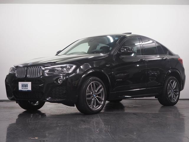 BMW xDrive 35i Mスポーツ 1オーナー ガラスSR
