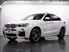 BMW X4xDrive 35i Mスポーツ 1オーナー SR 20AW