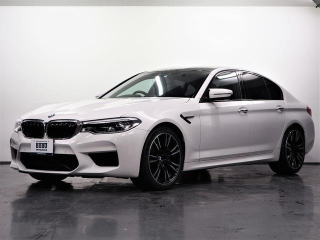 BMW M5 1オーナー コンフォートPKG B&Wサウンド